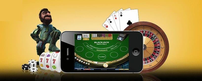 Casino på iPhone